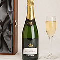 corporate personalised champagne gifts