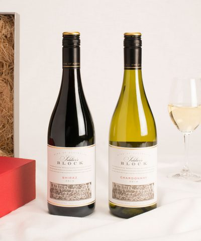 2 bottle Australian wine gift
