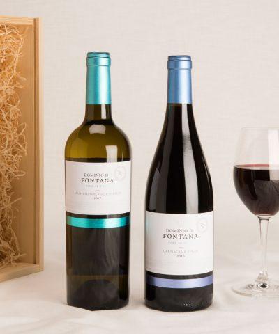 2 bottle Spanish Organic wine gift