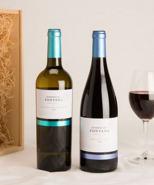 2 bottle Spanish Organic wine gift