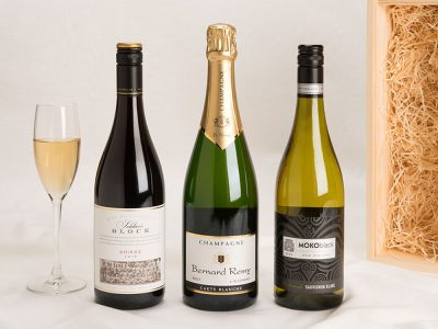 Business wine and corporate Champagne gifts