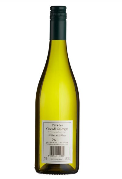 French Vin de Pays des Gascogne