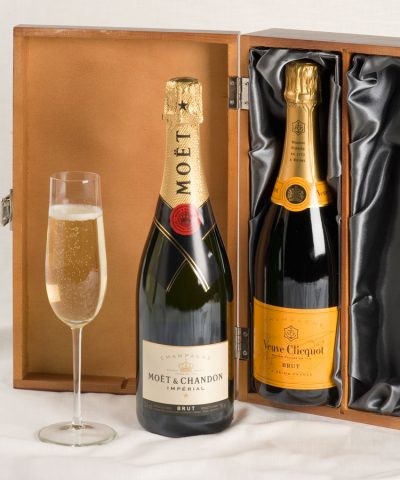 Luxury 2 bottle Champagne Gift