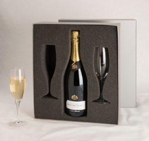 Champagne v Prosecco