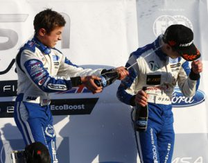 Personalised Champagne and Prosecco for motorsport