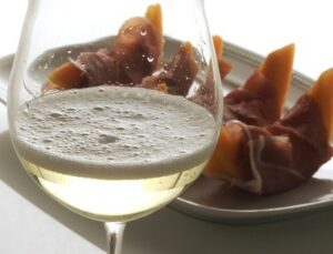 Food pairing with Prosecco